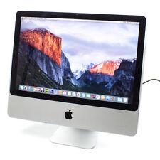 "20"" Apple iMac Core 2 Duo 2.66Ghz 4GB RAM 320GB HD"