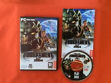 IRREAL TOURNAMENT 2004 ATARI PC DVD-ROM PAL COMPLETO