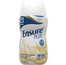 LOT Ensure Plus Drink Vanilla 4 x200ml & 8 x 200ml
