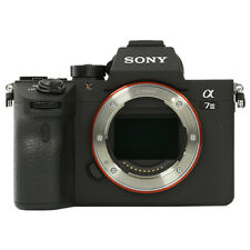 Sony Alpha a7 III Mirrorless Digital Camera Body - ILCE7M3/B
