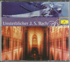 Unsterblicher J.S. Bach - Karl Richter Peter Schreier - 3 CDs - neu OVP