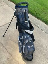 Taylormade 4-way, Lightweight, Blue Golf Bag Stand, Good Condition