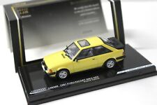 1:43 Vitesse Ford Escort MK3 XR3 yellow 1981 NEW bei PREMIUM-MODELCARS