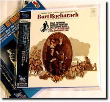 Burt Bacharach , Butch Cassidy and the Sundance Kid  ( SHM-CD_Paper Sleeve )