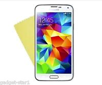 3x HQ CRYSTAL CLEAR SCREEN PROTECTOR COVER FILM GUARD FOR SAMSUNG GALAXY S5 SV