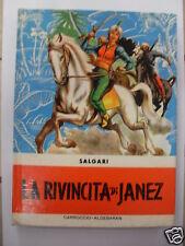 SALGARI RIVINCITA DI JANEZ CARROCCIO-ALDEBARAN 1958