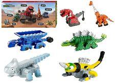 Dinotrux Bundle TY Rux Garby Ton Skya Revvit & Ace Die Cast Vehicles