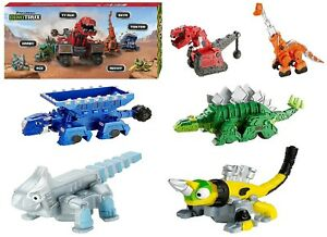 Dinotrux Bundle 6 Cars Ages 3+ Toy Car Truck Play Race Dinosaur Dino Jungle Gift