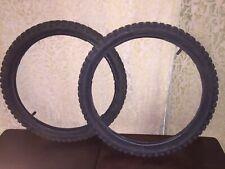 Vintage Schwinn Mag Scrambler Suction Cup Knobby Tire Inner Tube Old School BMX