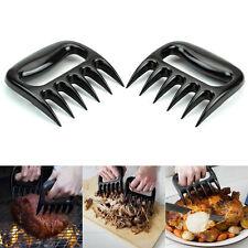 Shredding Lift Tongs Pull Handler Handling Fork Toss Pork Bear BBQ Meat Claws