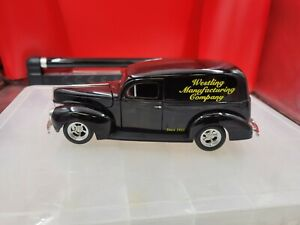 Spec Cast 1940 Ford Panel Truck Bank (Wrestling Manufacturing Co.)
