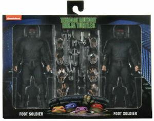 NECA TMNT Movie Walmart Foot Soldier 7 inch Action Figure