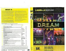 Les Mills Body Jam 64 Complete DVD, CD, Case and Notes