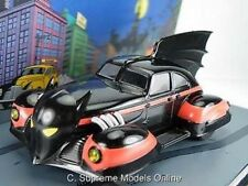 BATMAN BATMOBILE 40'S COMIC CAR 1/43 BLACK/RED COLOUR SCHEME EXAMPLE T3412Z(=)