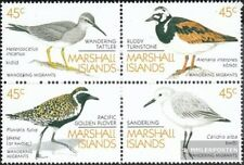 Marshall-Islands 222-225 block of four (complete.issue.) unmounted mint / never