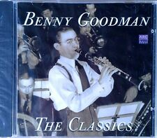 BENNY GOODMAN - THE CLASSICS - 20 TRACKS - ARC MUSIC GROUP - SEALED CD