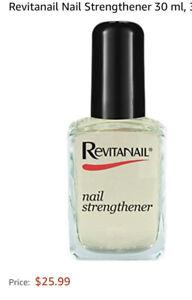Revitanail Nail Strengthener 30 Ml Rrp $26