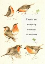 Friendship Friends Are The Family We Chose By Marjolein Bastin Hallmark Card
