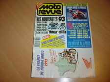 Moto revue N° 3050 Vespa 125.Guide achat sportives 250