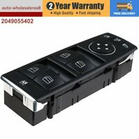 Master Window Switch  Fits For MERCEDES S204 W204 S212 C E GLK CLas 2049055402