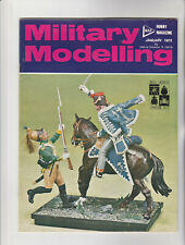 MILITARY MODELLING Magazine January 1972