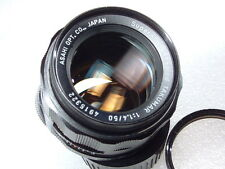 LEGENDARY 50mm f/1.4 SUPER MULTI-COATED TAKUMAR - M42 Mount