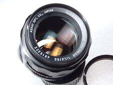 LEGENDARY 50mm f/1.4 SUPER MULTI-COATED TAKUMAR - M42 Mount