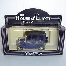 Lledo: 1920 coche Ford Modelo T: la casa de S-Grand Hotel: LP33009A