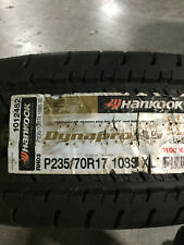 1 New 235 70 17 Hankook Dynapro AS Tire