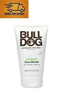 bulldog skincare for men original face scrub - 125ml