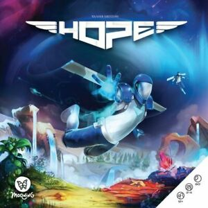 HOPE BOARD GAME BRAND NEW & SEALED MORNING PLAYERS