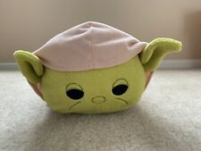 Disney Star Wars Yoda Medium Tsum Tsum Plush 11""