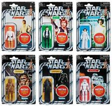2019 Star Wars Retro Collection - Action Figure Set of 6 - Wave 1 - Sealed Case