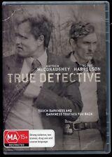 True Detective Season 1 - R4 (3 Disc DVD) HBO TV Series