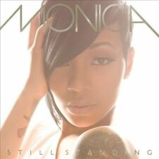 FREE US SHIP. on ANY 2 CDs! ~Used,VeryGood CD Monica: Still Standing