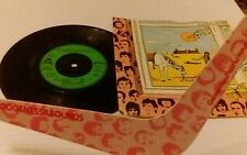 "SPLODGENESSABOUNDS TWO LITTLE BOYS UK 7"" P/S & FREE BOOMERANG DERAM ROLF1 1980"