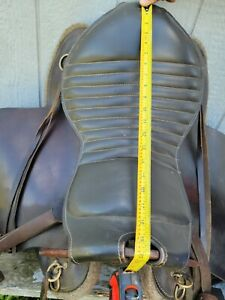 "Trooper Saddle 20"""