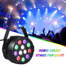 12 LEDs RGB Bühnenlicht DMX512 Can Licht Club Disco DJ Bühnenbeleuchtung DHL