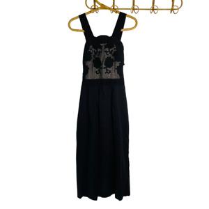 Alice McCall Size 10 Black Beige Dress Let It Go Formal Party Dress