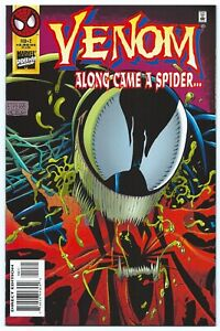 VENOM: ALONG CAME A SPIDER #2 Feb 1996 NM/MT 9.8 W 2nd HYBRID SYMBIOTE App B/O