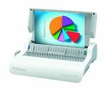 More details for fellowes pulsar a4 electric comb binder