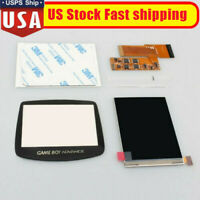 MOD LCD Backlight 32/40Pin GBA SP AGS-101 Backlit Screen For Gameboy Advance USA