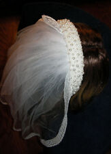 First Communion Veil with Headband - Semper Fi
