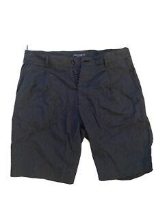 Dolce & Gabbana Mens Pinstripe Shorts