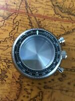 Taucher 500M Chronograph Uhrengehäuse ETA Valjoux 7750 Sapphirglas ALL S. STEEL
