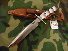"RANDALL KNIFE KNIVES #1-8"",SS,NSDH,BL.-AL.S,STAG,FG,C STY.SH    #A2085"