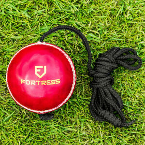 FORTRESS String Cricket Balls [2 Styles] – Cricket Shot Hanging Practice Ball