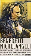 Arturo B. Michelangeli-Bach/Scarlatti/Vivaldi/GALUPPI (Suisse Romande o) 4 CD