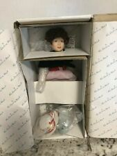 "Danbury Mint -The Story Book Doll Collection ""Heidi"" 11"" Doll - New"