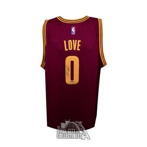 Kevin Love Autographed Cleveland Cavaliers Away Swingman Jersey - Upper Deck